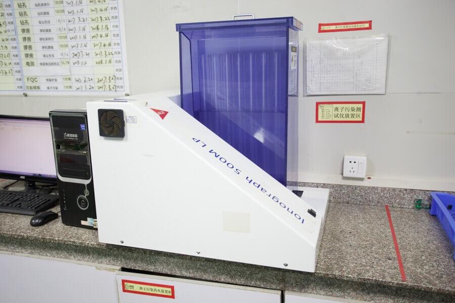 Ion Contamination Testing Machine