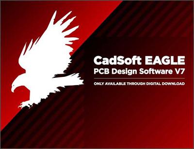 Eagle PCB ซอร์ฟแ