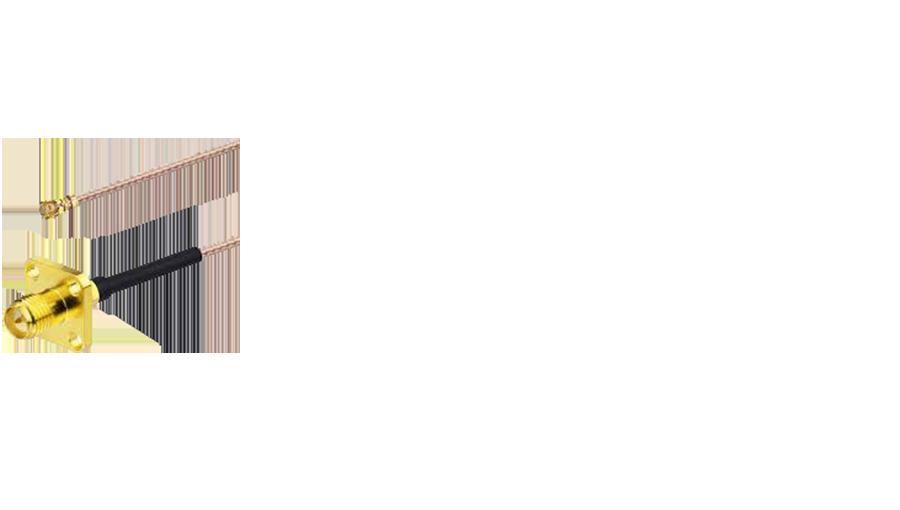 CA600FLEX สายเสาอากาศสีดำ (LMR-600-UF Ultraflex เหมือนกัน)